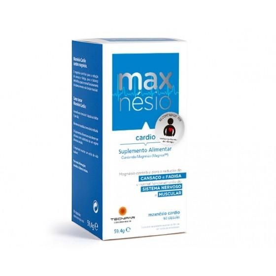 MAXNESIO CARDIO 520MG 60 CAPS