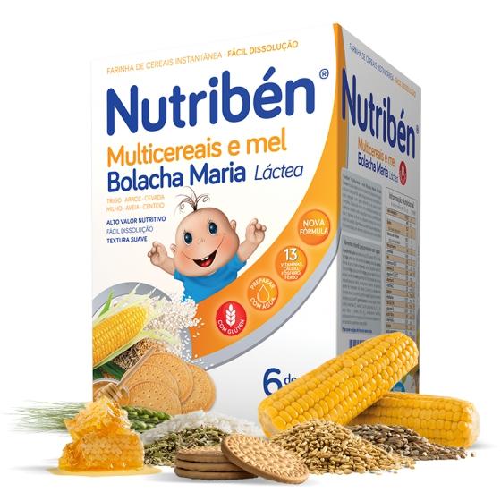 NUTRIBEN FARINHAS MULTICER MEL BOL MAR 600G