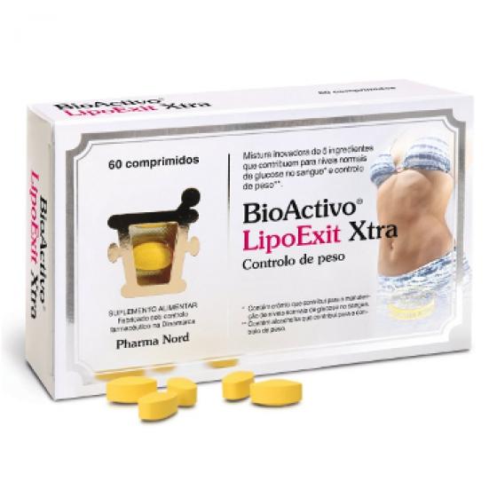 BIOACTIVO LIPOEXIT XTRA COMPX60