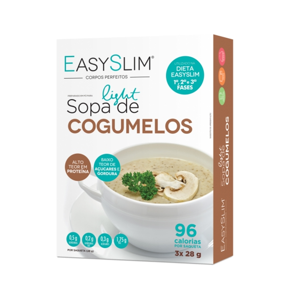 EASYSLIM SAQ SOPA LIGHT COGUM 28X3