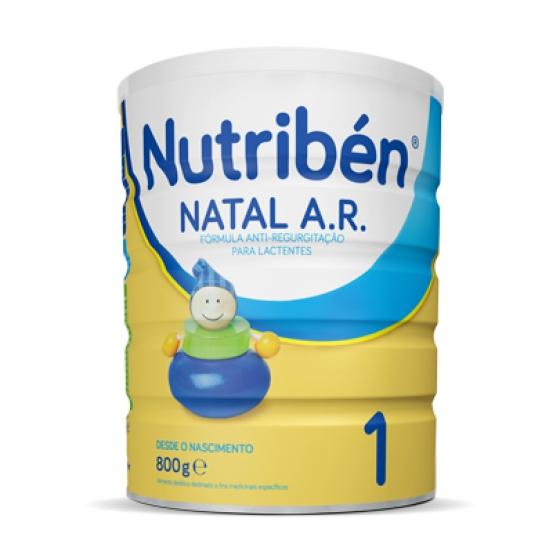 NUTRIBEN LEITE AR PRO-ALFA 800 G