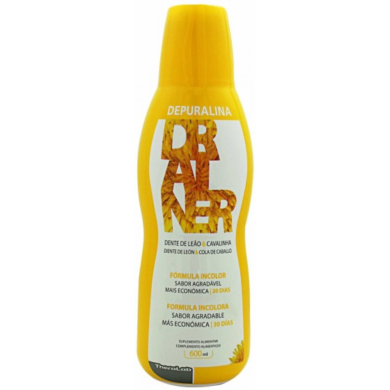 DEPURALINA DRAIN SOL OR 600ML SOL ORAL MEDIDA