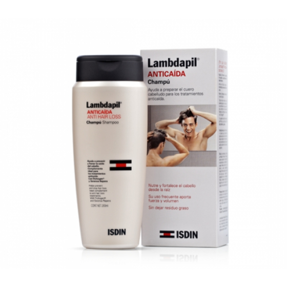 LAMBDAPIL ANTI QUEDA CHAMPO 200 ML