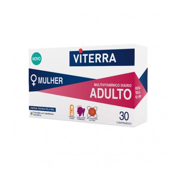 VITERRA MULHER X 30 COMP
