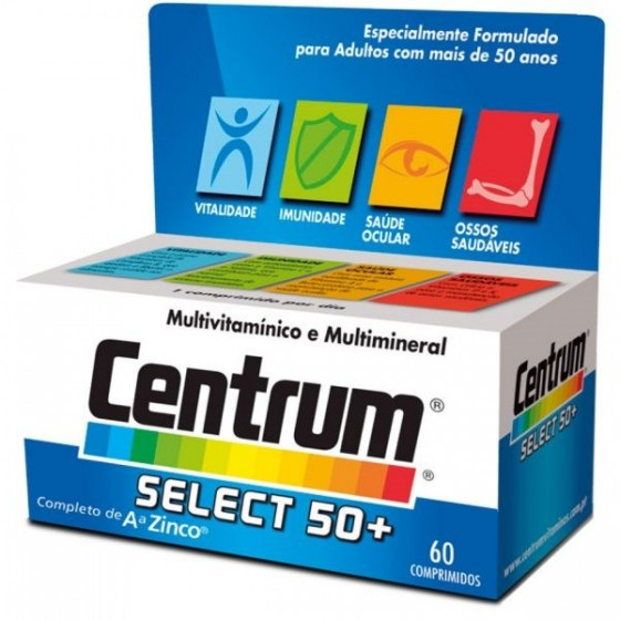 CENTRUM SELECT 50 COMP REV X 90