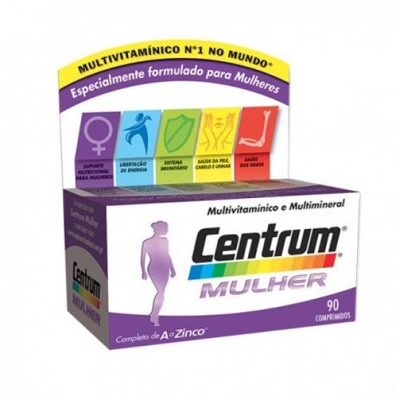 CENTRUM MULHER COMP REV X 90