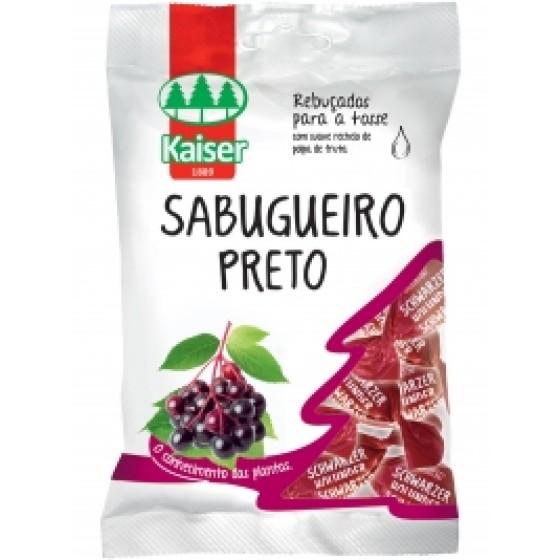KAISER REB SABUGUEIRO PRETO 75G