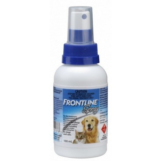 FRONTLINE SPRAY SPRAY INSECT C/G 100 ML