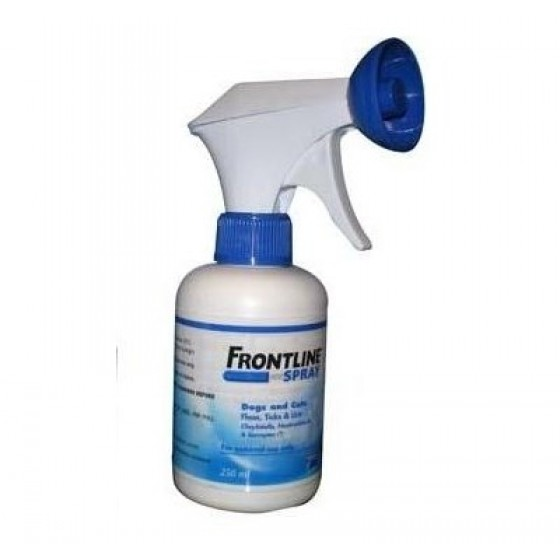 FRONTLINE SPRAY SPRAY INSECT C/G 250 ML