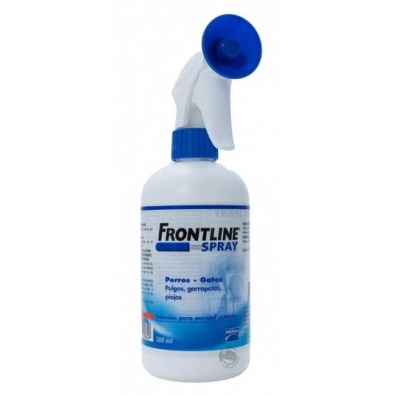 FRONTLINE SPRAY SPRAY INSECT C/G 500 ML