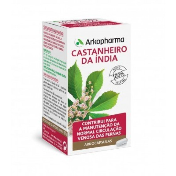 ARKOCAPSULAS CASTANHEIRO INDIA CAPSX45