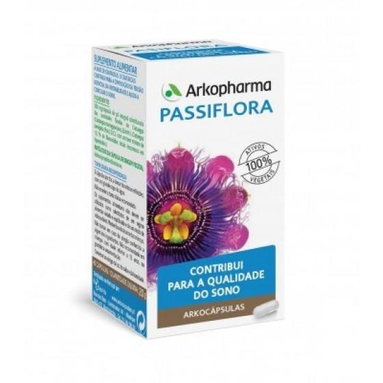ARKOCAPSULAS PASSIFLORA CAPS X 45 CÁPS