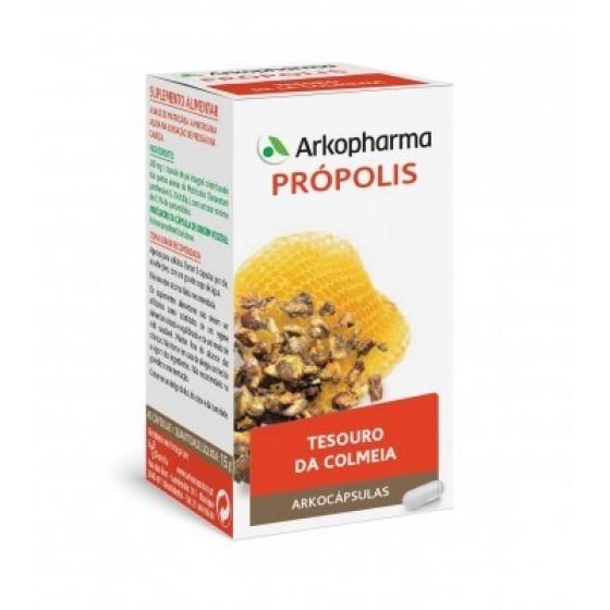 ARKOCAPSULAS CAPS PROPOLIS X 42