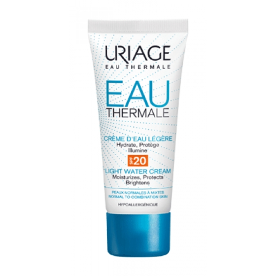 URIAGE CR AG LIGEIRO SPF20 40ML