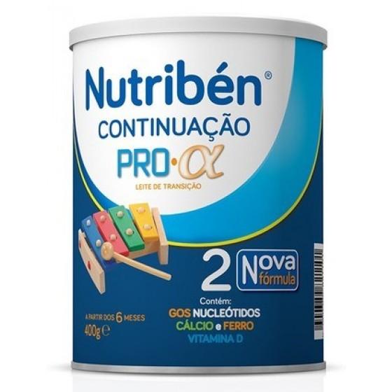 NUTRIBEN LEITE CONTINUA TRANSICAO 400 G