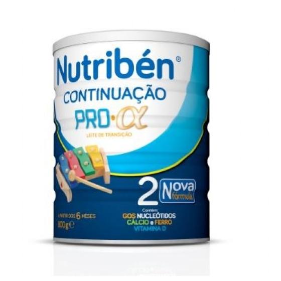 NUTRIBEN LEITE CONTINUA  TRANSICAO 800 G