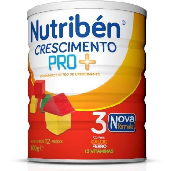 NUTRIBEN LEITE CRESCIMENTO 800 G