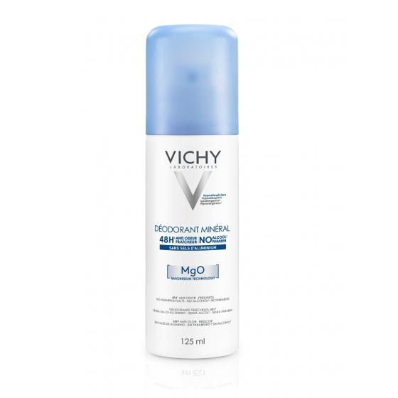 VICHY DEO VAP MINERAL 125ML