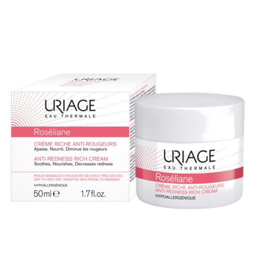 URIAGE ROSELIANE CR RICO 50ML