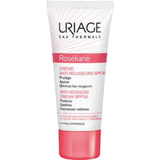 URIAGE ROSELIANE CREME ANTI VERMILHIDAO SPF30 40 ML