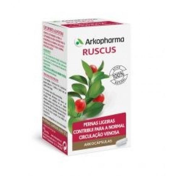 ARKOCAPSULAS RUSCUS CAPS X45