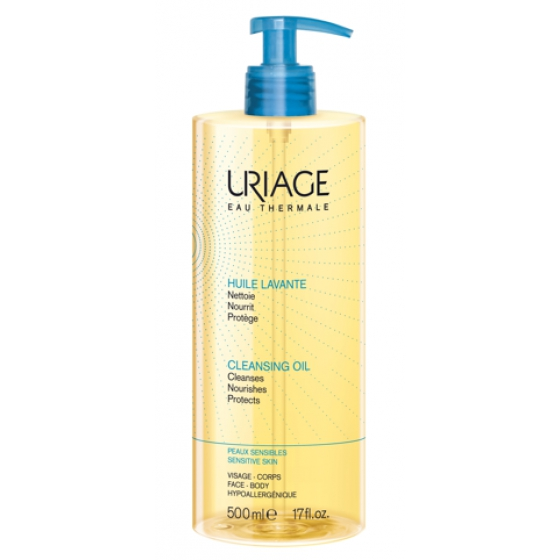 URIAGE OLEO LAVANTE 500ML