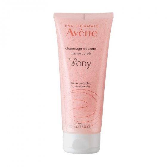 AVENE BODY ESFOL 200ML