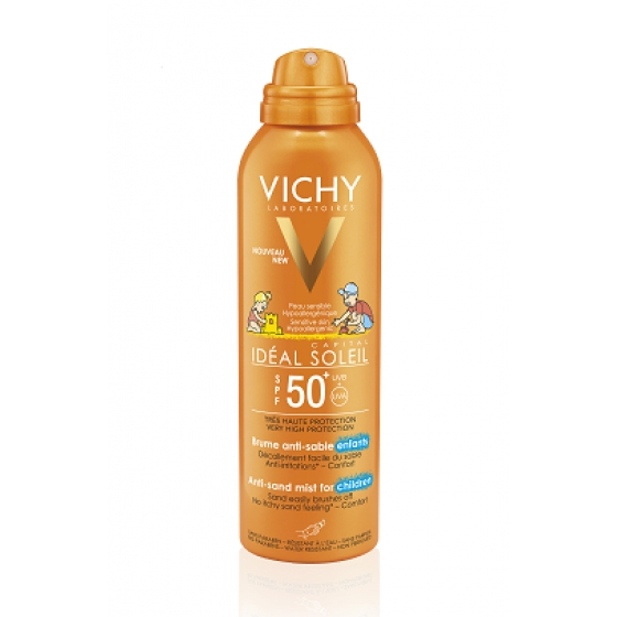 VICHY IDEAL SOLEI BRUMA FP50+ ROSTO 75ML