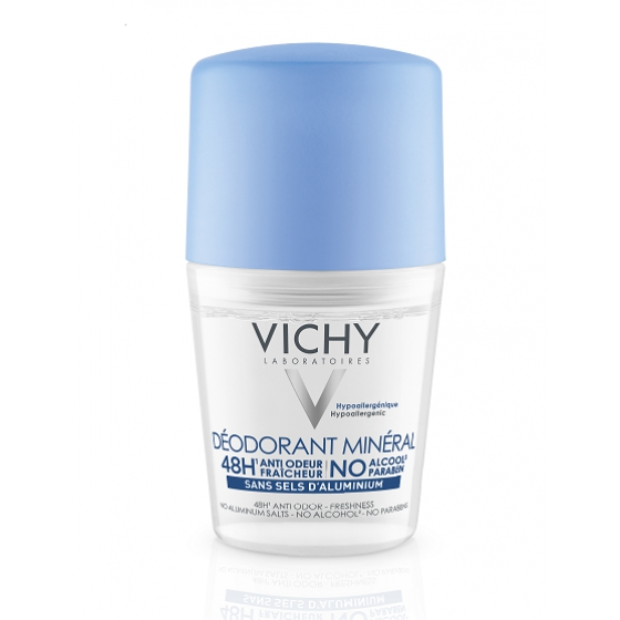 VICHY DEO ROLL ON MIN 50ML