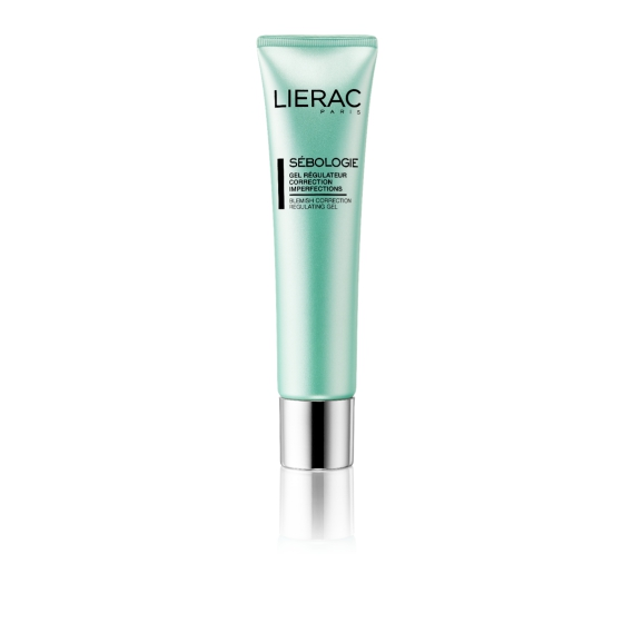 LIERAC SEBOLOGIE GEL REGUL CORR IMPER 40ML