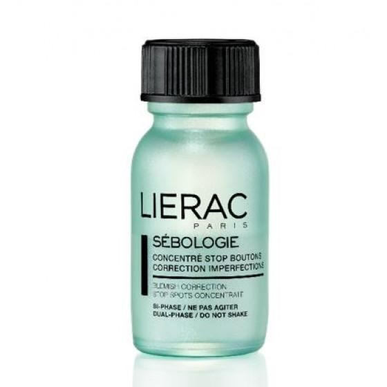 LIERAC SEBOLOGIE CONC STOP BORB CORR 15ML