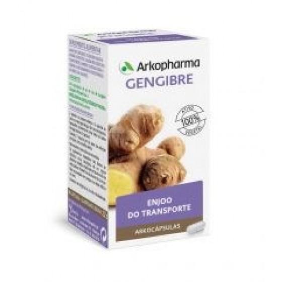 ARKOPHARMA GENGIBRE CAPS X 48
