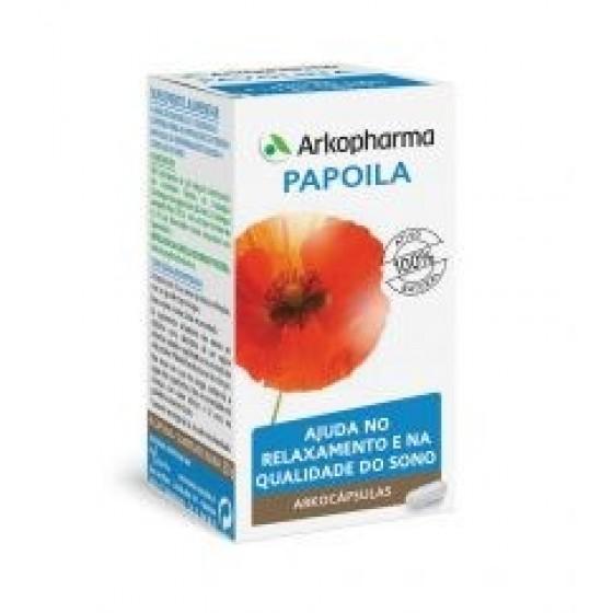 ARKOPHARMA PAPOILA CAPS X 48