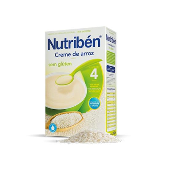 NUTRIBEN FARINHAS CREME  ARROZ 300 G