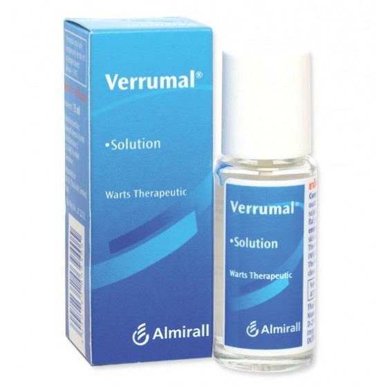VERRUMAL SOL TOP 13 ML