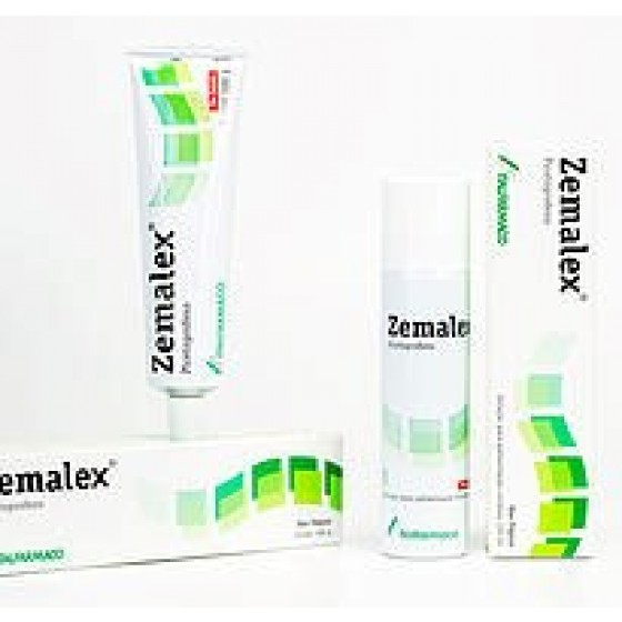 ZEMALEX AER TOP 2% 100 ML