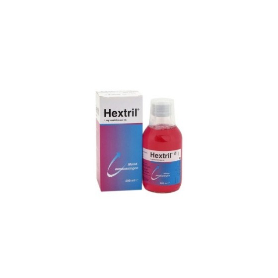 HEXTRIL SOL BUCAL 1 MG/ML 400 ML