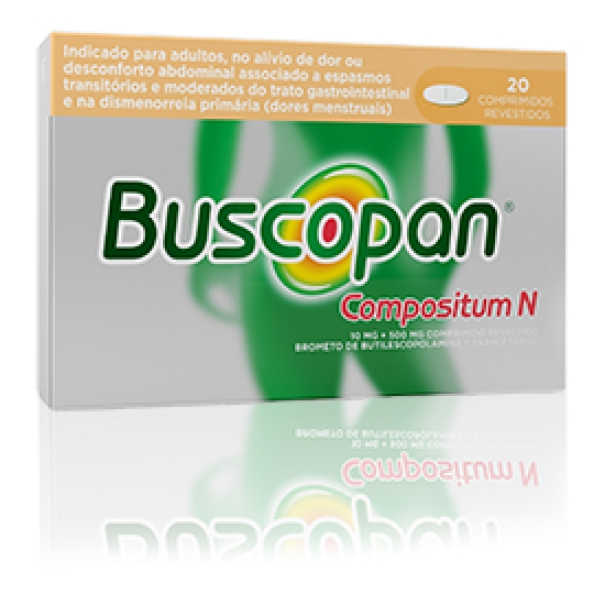 BUSCOPAN COMP N COMP REV X 20