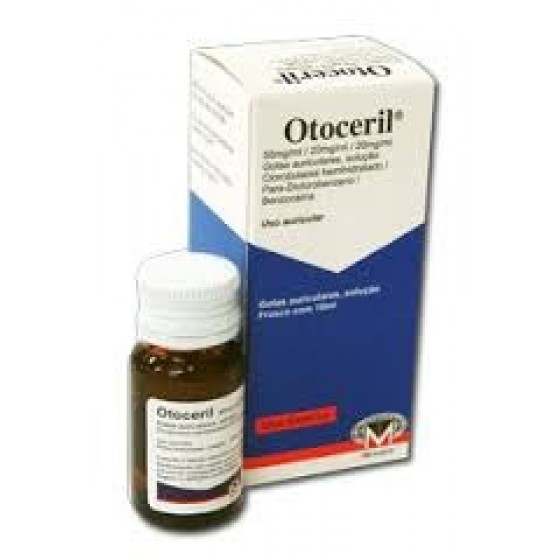 OTOCERIL GTS OTO 10 ML